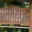 岩手県紫波町「走湯神社」のシラハギ(白萩)&ハギ(萩) 2017年9月15日(金)