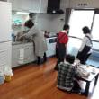 虹の子作業所のカフェ