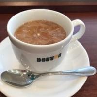 コーヒーで一息