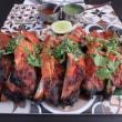 パブリカで「Meat The Porkers」美味しいポークリブ・タンドリー  焼きインディアン風を喰らう