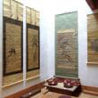 「水墨画と鎌倉彫」展