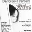 Mari Kazue chante Barbara