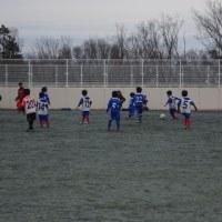 2月3日(日):U8トレーニングマッチ