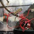 さらなるバッテリー増強のためのダイオード入回路を作りました。