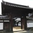 相国寺の冬の旅