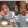 いちごムース作りと賑やかご飯