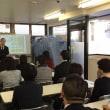 開智小学校の那須野校長先生と有田先生をお迎えしました。(No.693)