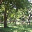バトミントン@ルンピニー公園