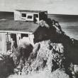 ラニカイの丘の岩の家