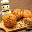 横浜 かもめパン クルミデニッシュ 国産素材と無添加にこだわって作りました ♪
