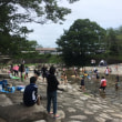 那珂川町中ノ島公園に来ました!