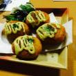 お寿司屋さんのコロッケ