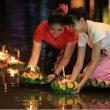タイ チェンマイの精霊流し「ロイクラトン」や熱気球飛ばし「コムロイ」など(友人投稿)
