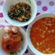 大豆のトマトシチュー