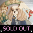 SOLD OUT THANKS! お正月飾り コッカーRWグッズ TRYは販売中