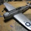 マルボロマンの飛行機プラモ人生 vol 477 タミヤ 1/72 サンダーボルト作製中