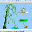 エクセルアニメーション第15回(応用編7)梅雨-2