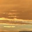 9月12日見事な夕焼け