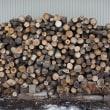 加工室用の薪