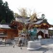 「二十二社巡り」丹生川上神社上社・奈良は吉野川の上流、川上村にある丹生川上社神社上社がある。