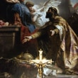 ハンガリーの聖ステファノ王証聖者  St. Stephanus Rex C.