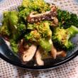 ジャージャー麺&マナガツオの塩焼き