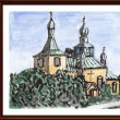 ベラルーシ・ウクライナ・モルドバ旅行シリーズ (19)ベラルーシの教会