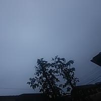 仙台の空9月21日、金曜日