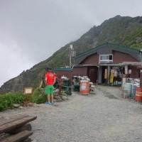 やはり疲れた、第二の高峰・北岳(1)