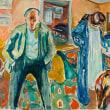 ノルウェーの画家で、イラストレーターのエドヴァルト・ムンクが生まれた。