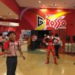 東京ドームシティで開催中のキューレンジャーショーを観てきた