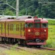 2017.8.15 189系おはようライナー、しなの鉄道115系