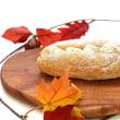 【クッキー in バニラクリームサンド 】★秋の新商品★横浜の美味しいパン  かもめパンです ♪