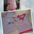 ★布代500円で子供Tシャツ、2着★