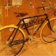 Pashleyの自転車完成