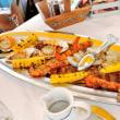 イタリア旅行での食事(2017.8.30~9.12)