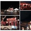 津山市下野田地区の納涼祭