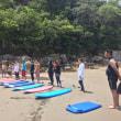 お盆サーフィンスクール★LES