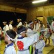 福本八幡宮秋季礼大祭 獅子舞