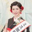 「ミス加賀友禅」 いしかわ伝統工芸フェア