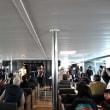 四国汽船「あさひ」 内覧会に行ってきました
