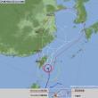竹島騒動と台風7号の行方:日韓関係