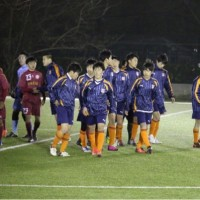 NSリーグ 1部参入戦 第1戦 vs早大学院高等学校B