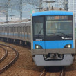 2018年4月23日 小田急 狛江 4056F  通勤準急