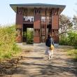 五智公園展望台がリニューアルされています。