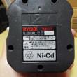 DIY:充電式電動ドラーバーの電池パックを交換。