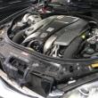 ベンツAMG S63板金修理とメンテナンス