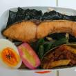 鮭のり弁当