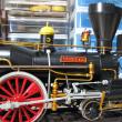 アメリカン4-4-0薪機関車 製作記その11