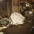 雪だるまの行方?